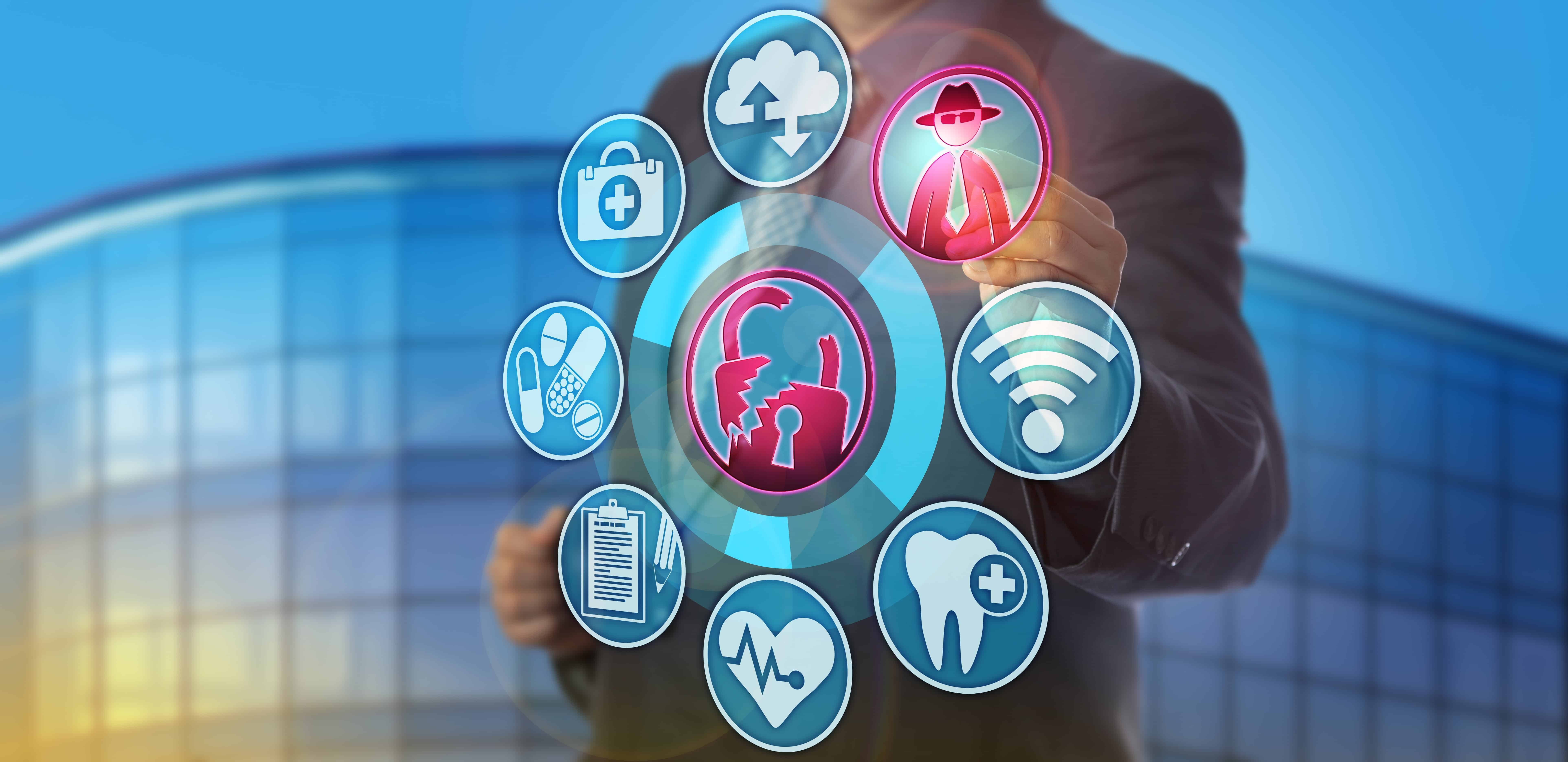 The 5 top healthcare cyber threats, according to the U.S. Department of Health & Human Services' new guide