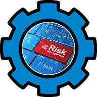 Audit and compliance modules for risk